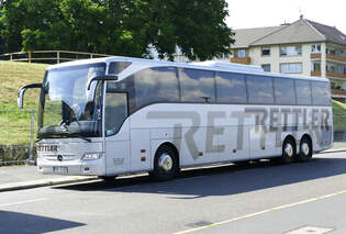 MB Tourismo  Rettler  in Bonn - 07.07.2017