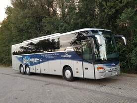 Haren, 2019-08-19, Kunegel, AG-133-FC, Setra, S 416 GT-HD