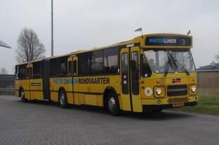 Hoogezand, 2018-04-14, Pieter Dekker Rondvaarten, 3, 1998, DAF - Den Oudsten, MBG205DKFL530