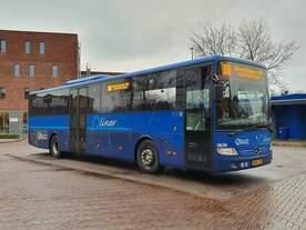 Emmen, 2019-12-07, Qbuzz, 3639 (3637 - 3640), BX-SV-77, 2010, Mercedes-Benz, O550 Integro, Qliner 300 Emmen - Groningen