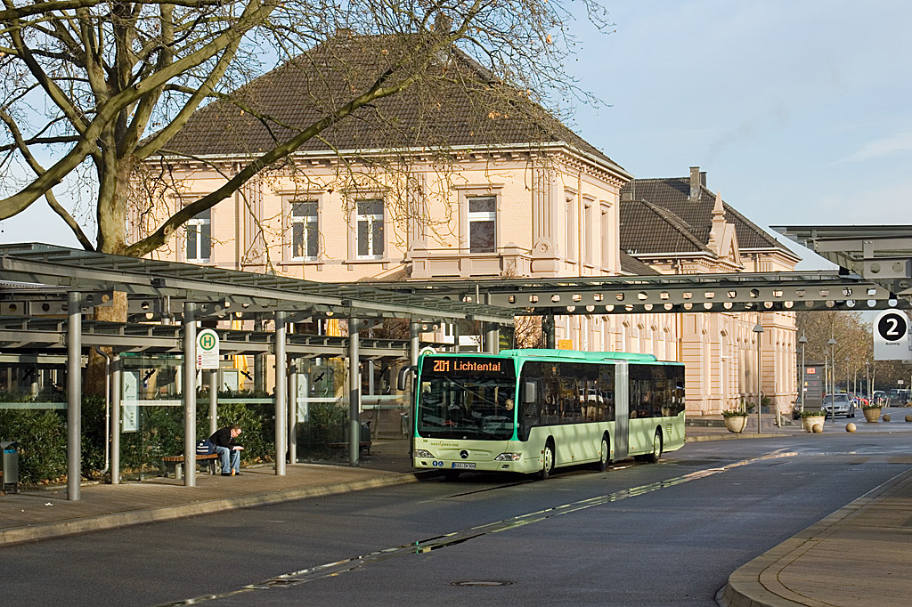 Bus 285 Baden Baden