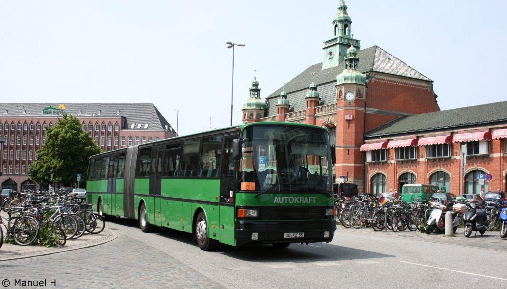 autokraft od xz 55 l beck hbf 1 bus. Black Bedroom Furniture Sets. Home Design Ideas