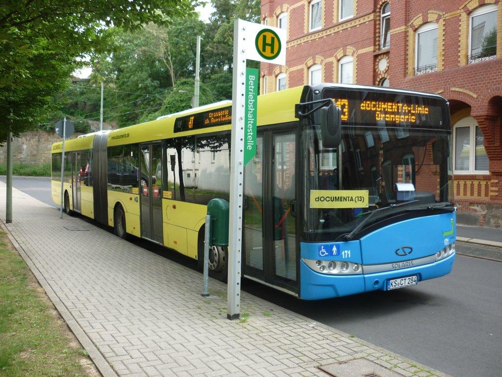 Kvg Kassel Bus