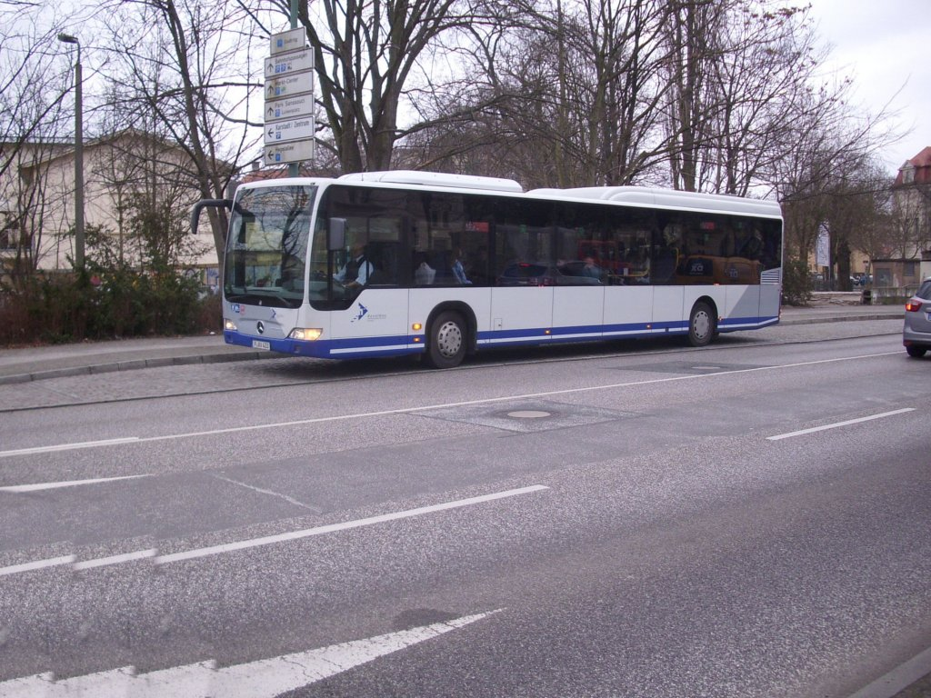 Citaro II in Potsdam am 14.03.2012