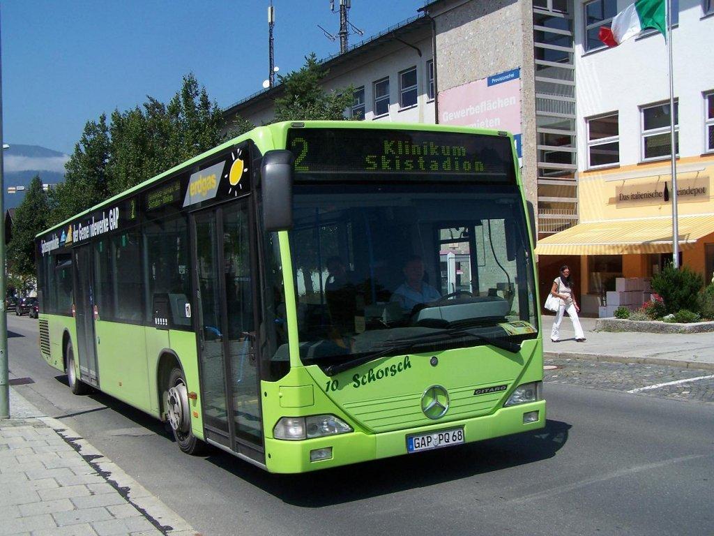 Garmisch Bus