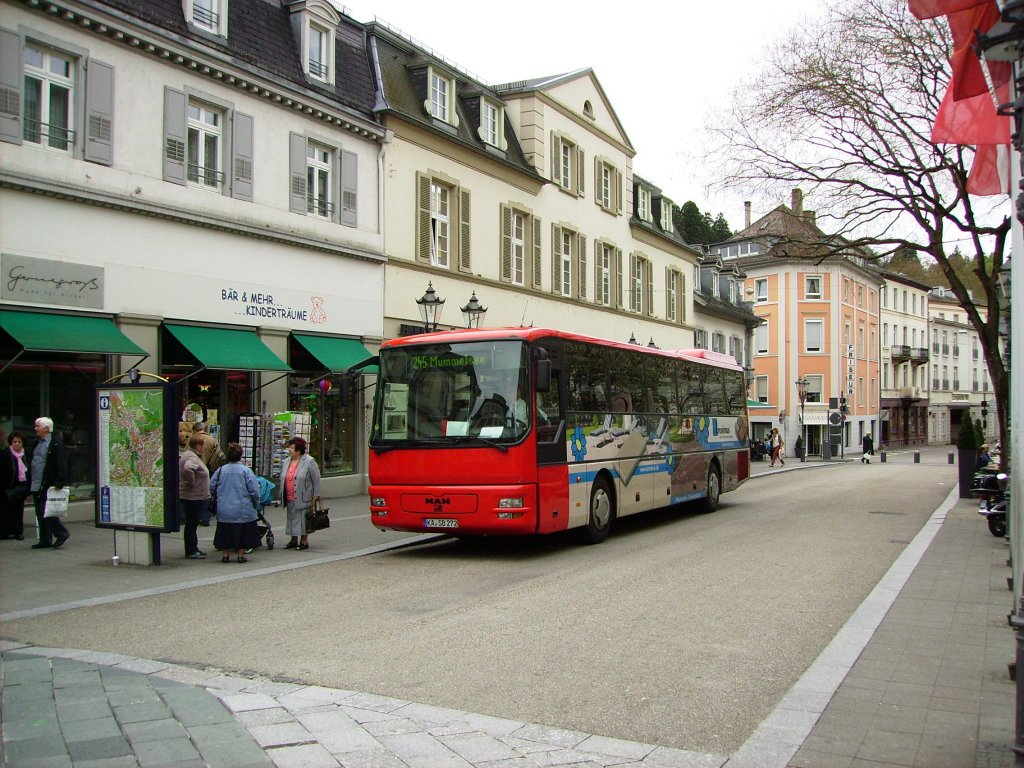Baden Baden Linie