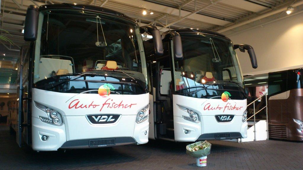 die neuen 5 sterne busse von auto fischer der neue vdl futura ii hd bus. Black Bedroom Furniture Sets. Home Design Ideas