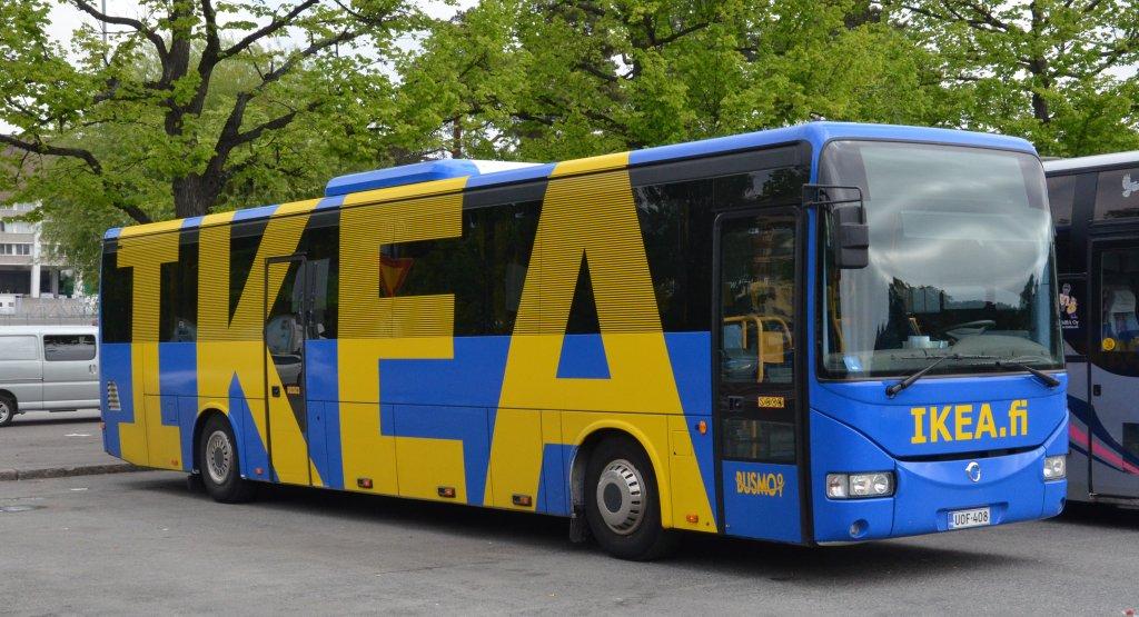 Ikea Bus Helsinki