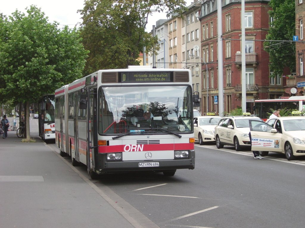 db rhein nahe bus mercedes benz citaro c1 facelift am in wiesbaden bus. Black Bedroom Furniture Sets. Home Design Ideas