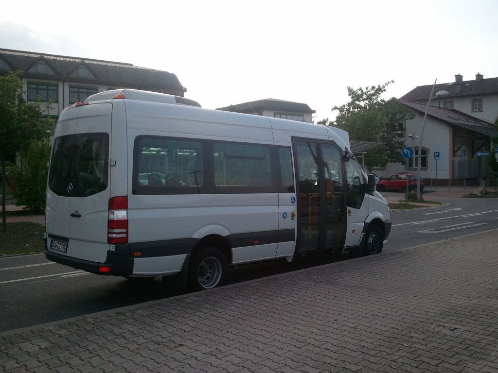 Benz sprintercity bus manbus sprinter bus for Mercedes benz atlantic city