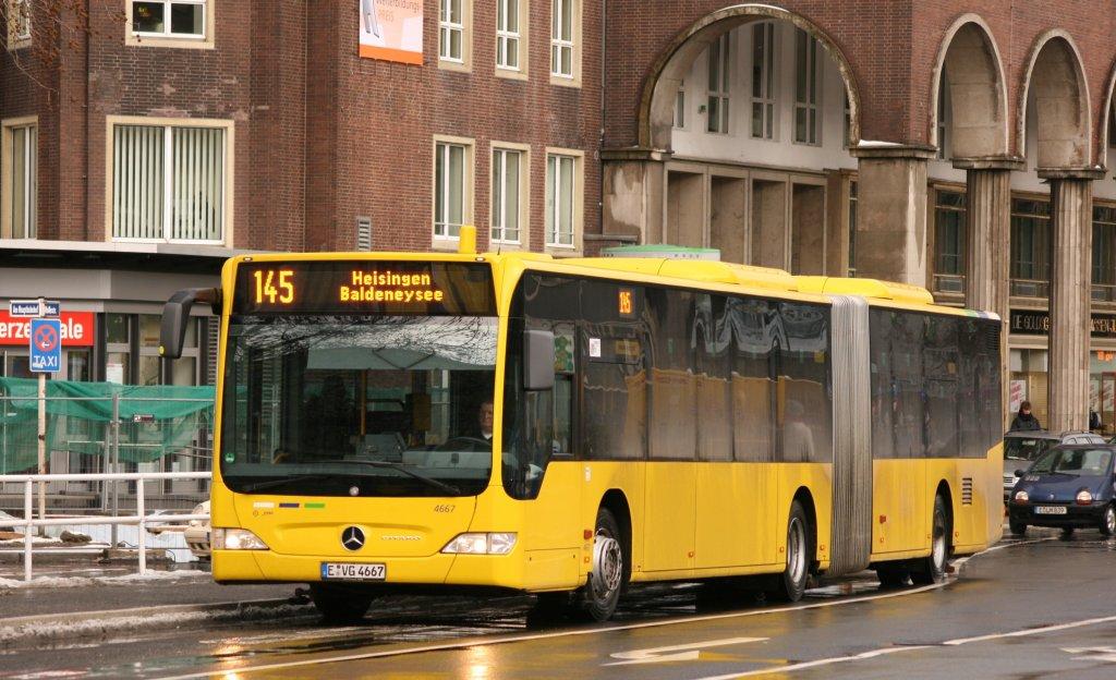 evag 4667 e vg 4667 am hbf essen mit der linie 145 aufgenommen am 28 bus. Black Bedroom Furniture Sets. Home Design Ideas