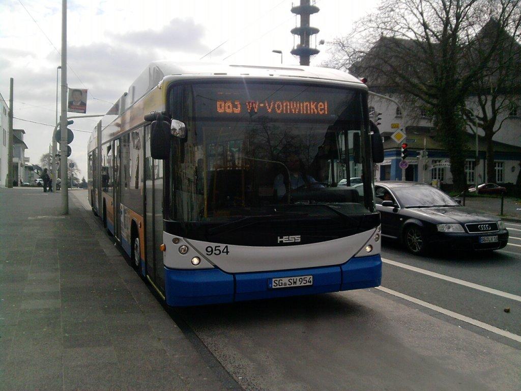 Flixbus Solingen
