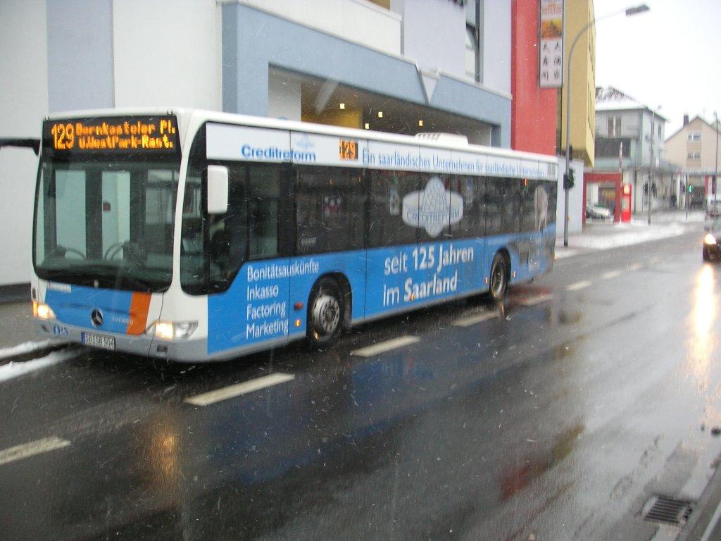 hier ist ein citaro von saarbahn und bus zu sehen das foto habe ich am auf dem. Black Bedroom Furniture Sets. Home Design Ideas