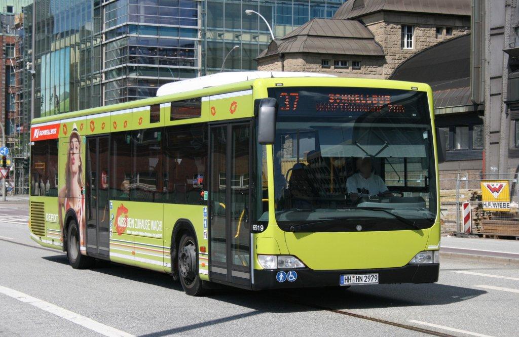 Hochbahn 6919 hh hn 2979 macht werbung f r depot for Depot hamburg