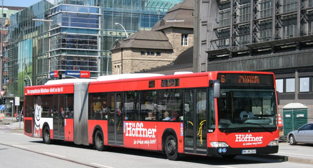 hochbahn 7839 hh hn 2869 macht werbung f r m bel h ffner hamburg hbf 17 bus. Black Bedroom Furniture Sets. Home Design Ideas