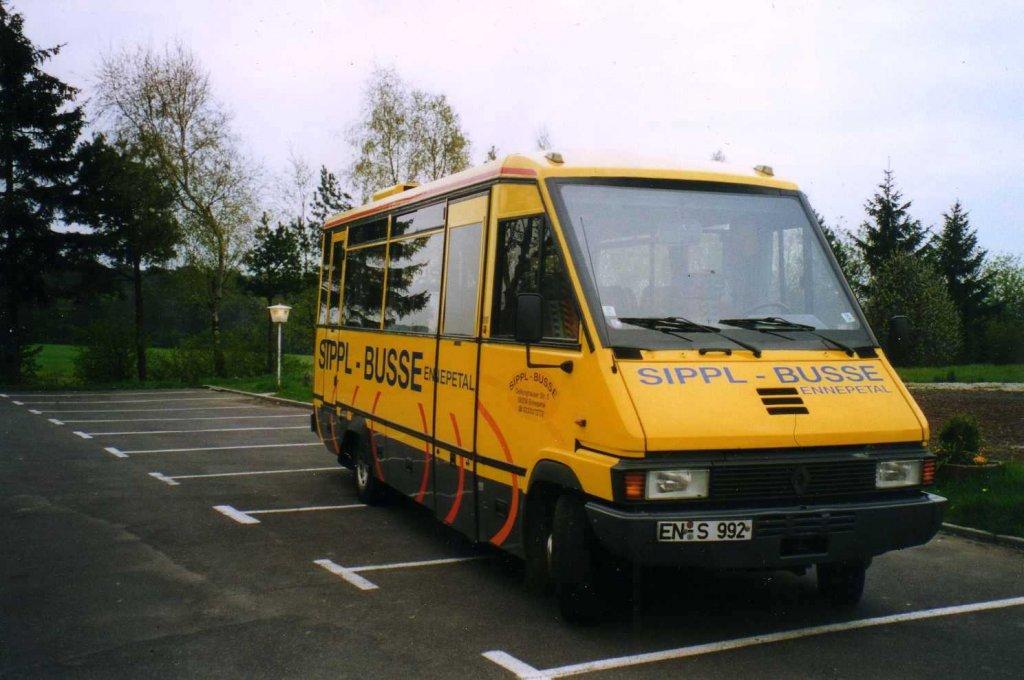 Ikarus 546 aufgenommen im mai 2001 auf dem parkplatz des for Ikarus frankfurt