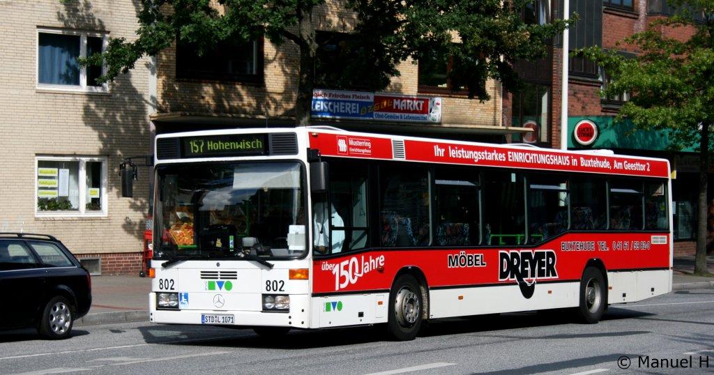Kvg 802 Std L 1071 Der Bus Macht Werbung Für Möbel Dreyer Bus