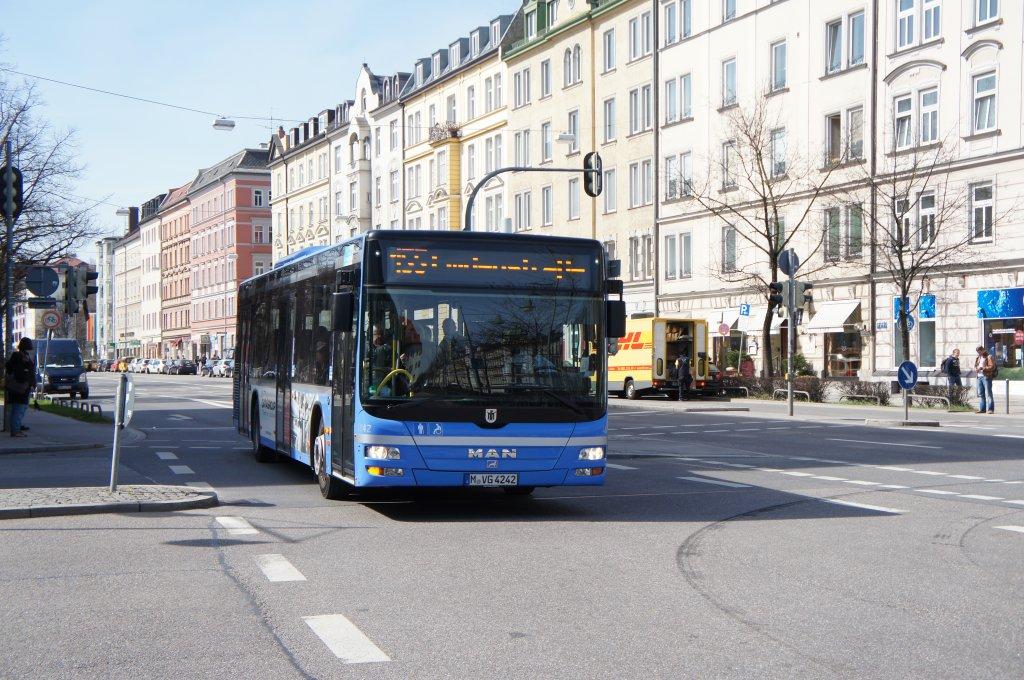 mercedes benz citaro linie 187 mvg 049 m nchen ostbahnhof bus. Black Bedroom Furniture Sets. Home Design Ideas