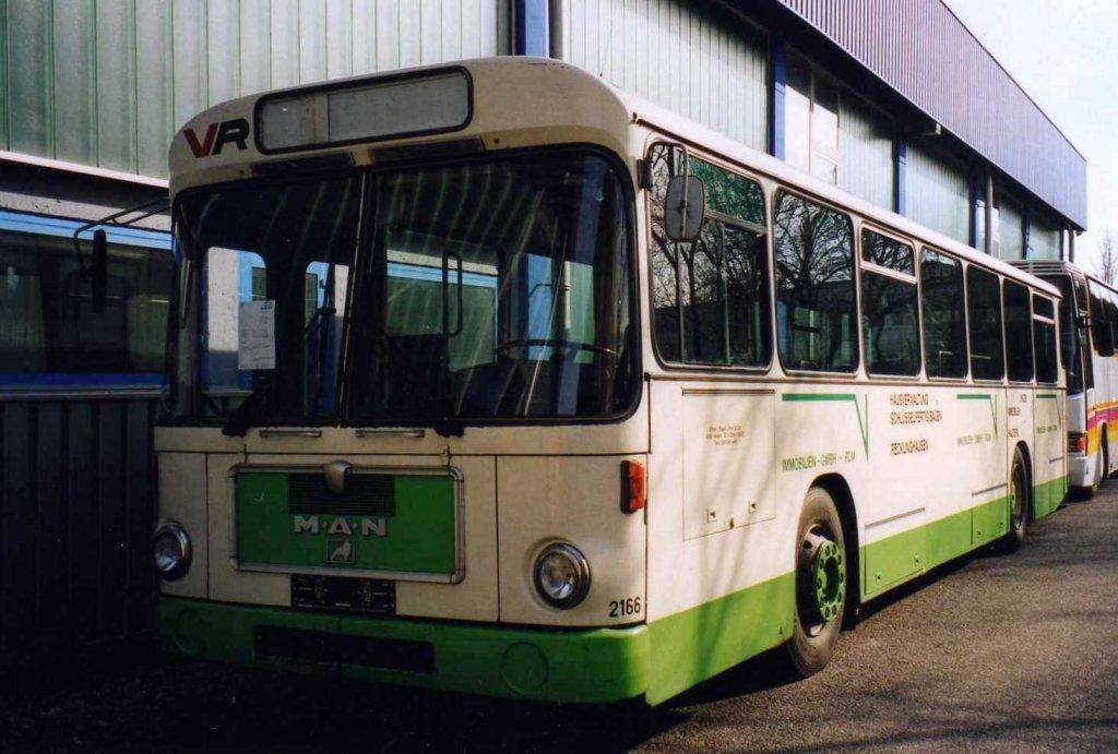 man sg220 aufgenommen im m rz 2000 im gwz der neoplan nl rhein ruhr in oberhausen bus. Black Bedroom Furniture Sets. Home Design Ideas