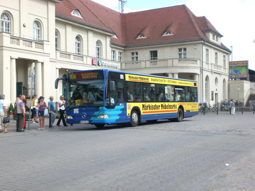 Mercedes Benz Oranienburg