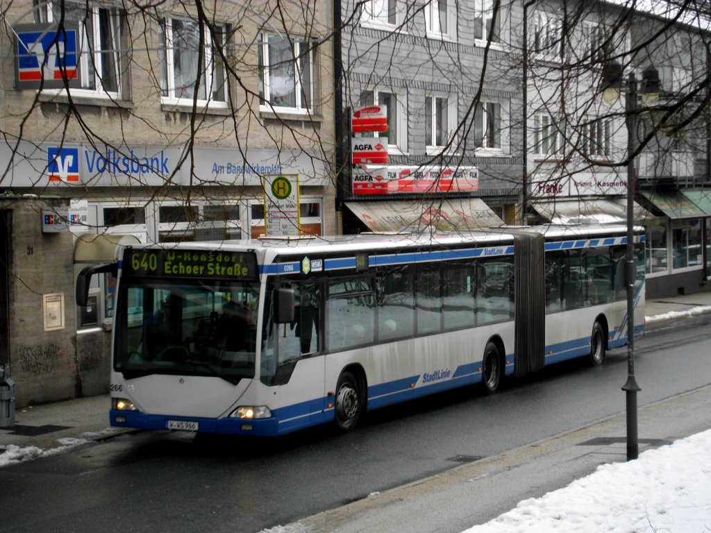 Mercedes benz o 530 i citaro auf der linie 640 nach for Mercedes benz 640