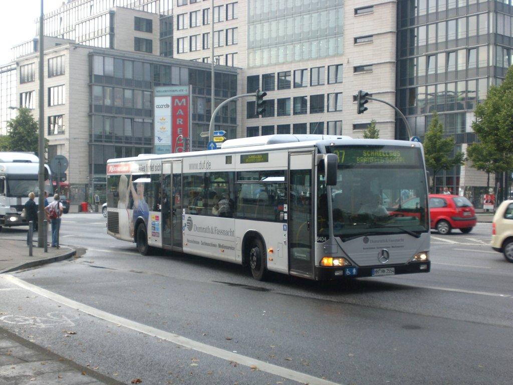 mercedes benz o 530 i citaro auf der linie 37 nach bramfeld dorfplatz am u bahnhof st pauli. Black Bedroom Furniture Sets. Home Design Ideas