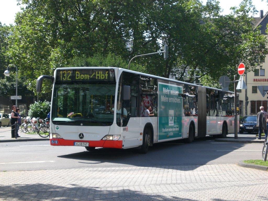 mercedes benz o 530 i citaro auf dienstfahrt am hauptbahnhof k ln 9 bus. Black Bedroom Furniture Sets. Home Design Ideas