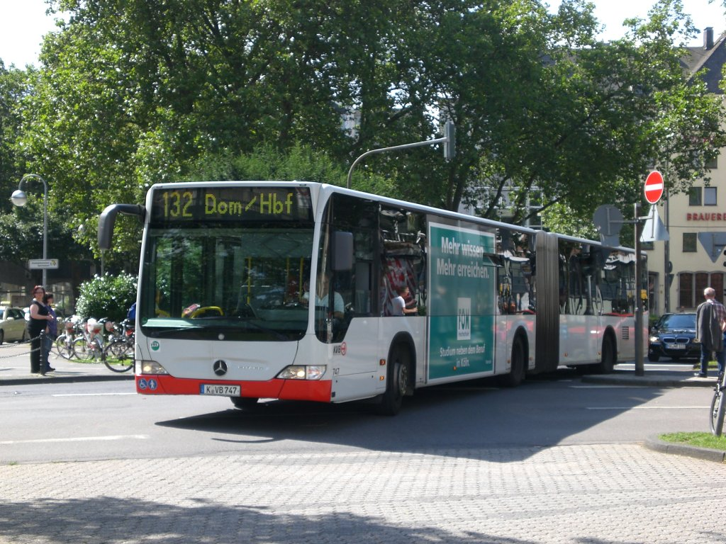 Linie 132 Köln