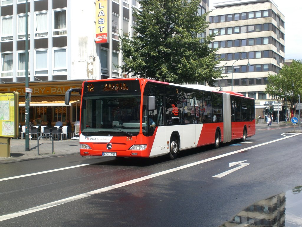 mercedes benz o 530 ii citaro facelift auf der linie 12 nach aachen campus melaten an der. Black Bedroom Furniture Sets. Home Design Ideas