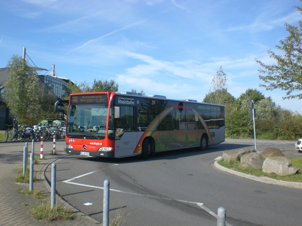 mercedes benz o 530 ii citaro facelift auf der linie 776 nach d sseldorf derendorf. Black Bedroom Furniture Sets. Home Design Ideas