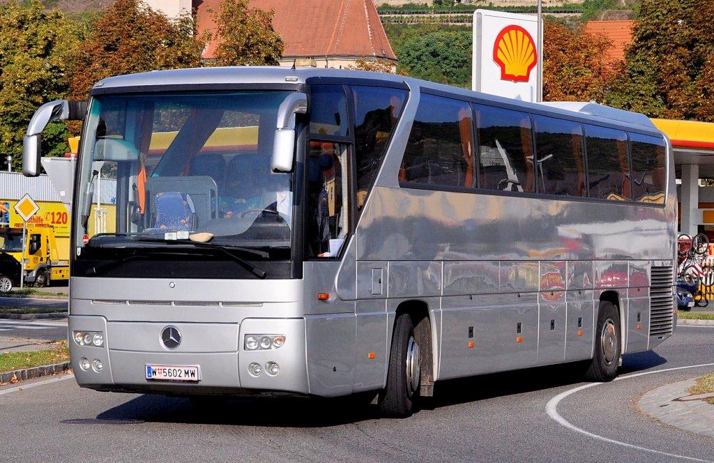 Mercedes benz tourismo aus sterreich am 24 in for Mercedes benz austria