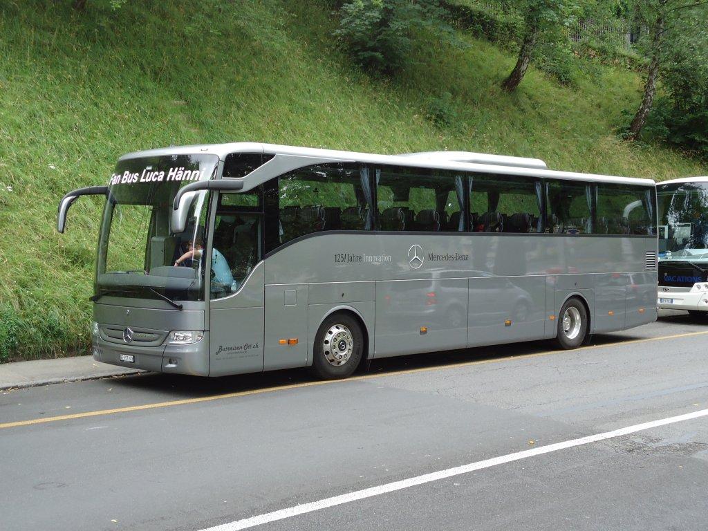 Mercedes benz tourismo de la maison busreisen for Mercedes benz in la