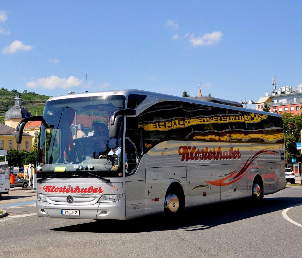 Mercedes benz tourismo von klosterhuber deutschland am 16 for Mercedes benz deutschland