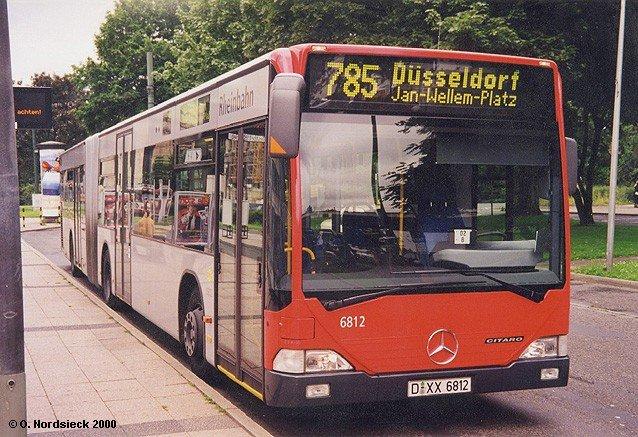 mercedes citaro gelenkbus rheinbahn d sseldorf anf nglich war der mercedes citaro im rhein ruhr. Black Bedroom Furniture Sets. Home Design Ideas