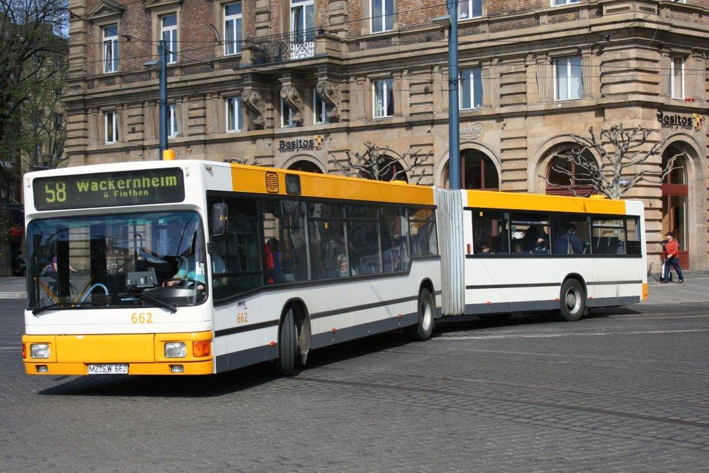 Linie 58 Mainz