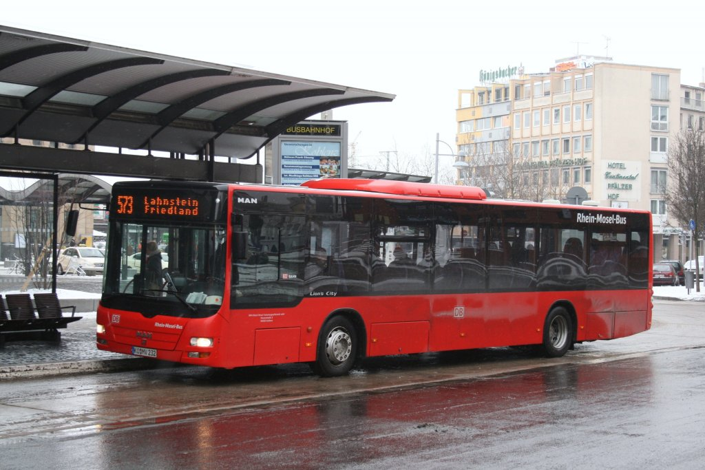 koblenz rhein mosel verkehrsgesellschaft mbh rmv fotos 3 bus. Black Bedroom Furniture Sets. Home Design Ideas