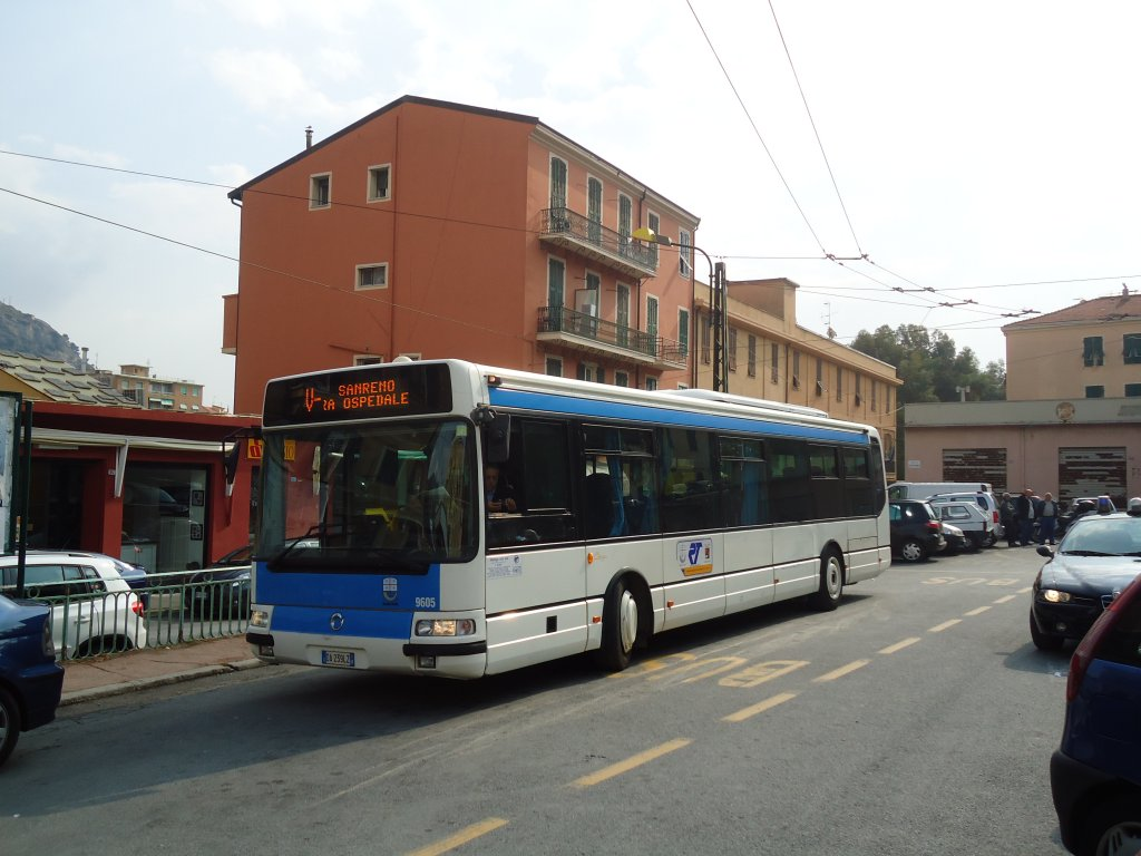 rt imperia nr 9605 da 239 lz irisbus am 16 oktober 2010 in ventimiglia bus. Black Bedroom Furniture Sets. Home Design Ideas