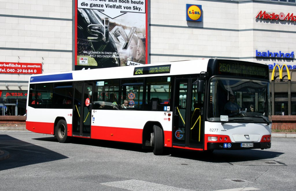 sbg 8277 hh se 845 hamburg altona bahnhof 17 bus. Black Bedroom Furniture Sets. Home Design Ideas
