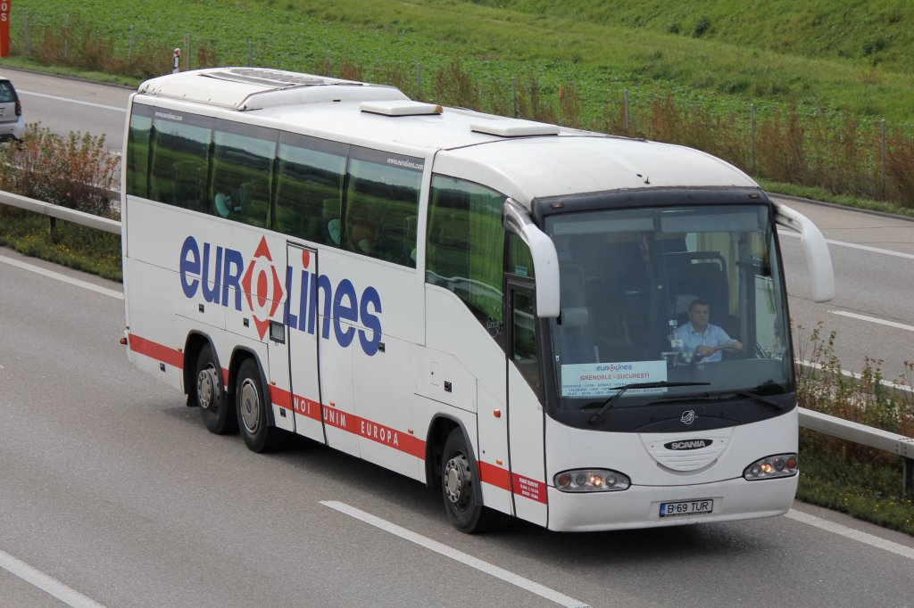 scania irizar eurolines oensingen bus. Black Bedroom Furniture Sets. Home Design Ideas