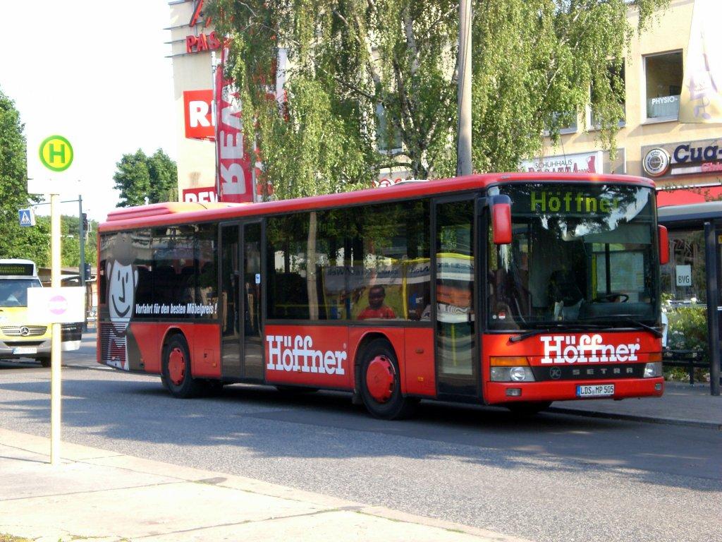 setra s 300er serie nf als shuttelbus zwischen s bahnhof gr nau und m bel h ffner waltersdorf. Black Bedroom Furniture Sets. Home Design Ideas