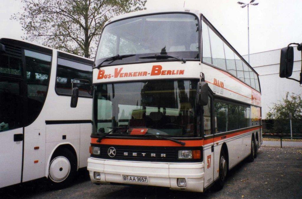setra s228 dt aufgenommen im september 1996 auf dem parkplatz der messe hannover bus. Black Bedroom Furniture Sets. Home Design Ideas