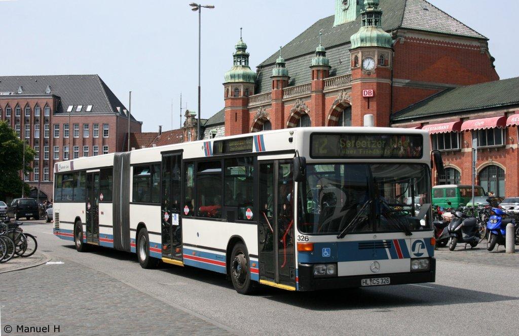 Bus Berlin Lübeck