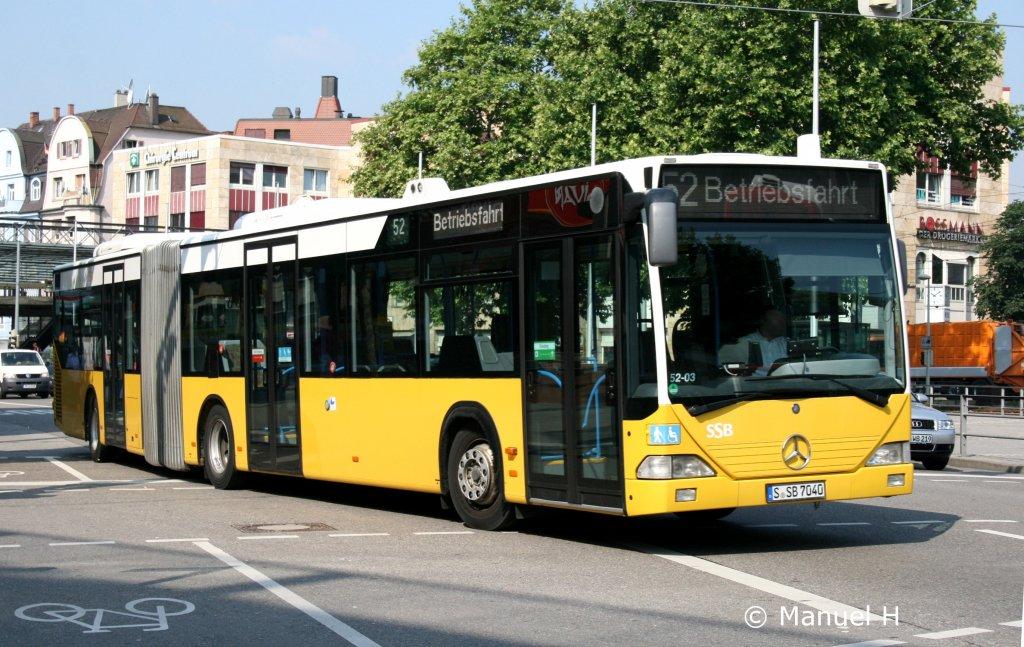 ssb s sb 7040 stuttgart bad cannstadtt 28 bus. Black Bedroom Furniture Sets. Home Design Ideas