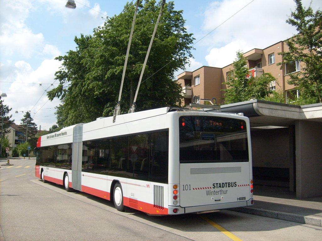swisstrolley 3 bei stadtbus winterthur mit abdeckkappen. Black Bedroom Furniture Sets. Home Design Ideas