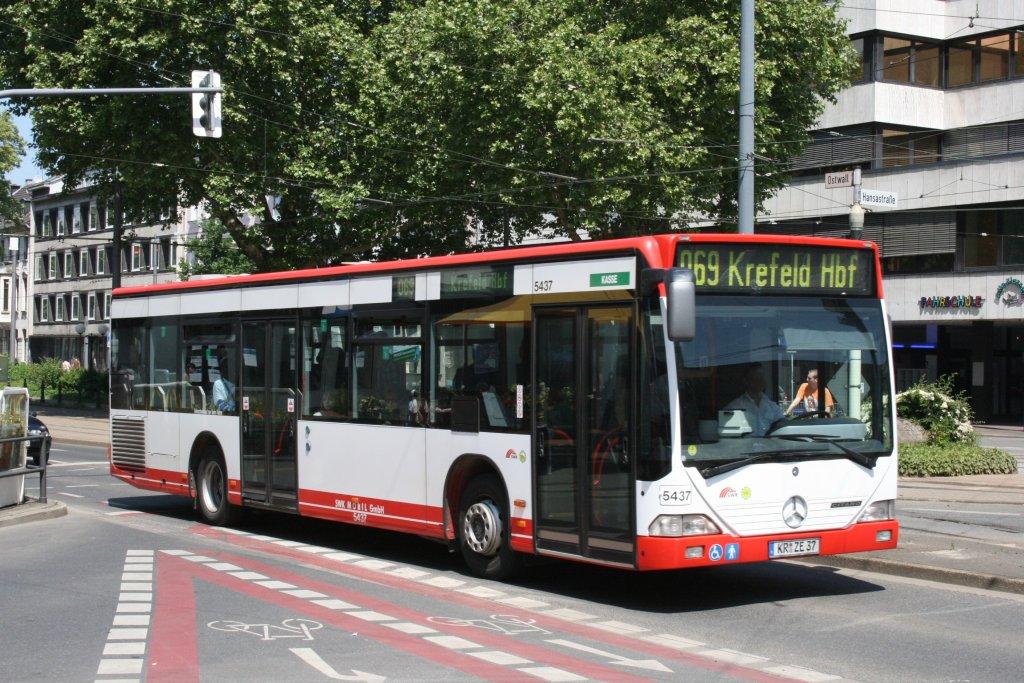 swk 5437 kr ze 37 krefeld hbf 5 bus. Black Bedroom Furniture Sets. Home Design Ideas