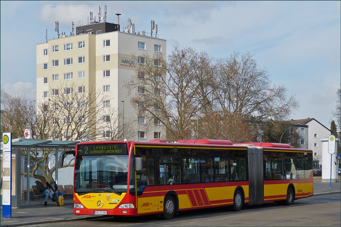 mercedes benz o 530 ii citaro facelift gesehen nahe dem bahnhof in hanau am bus. Black Bedroom Furniture Sets. Home Design Ideas