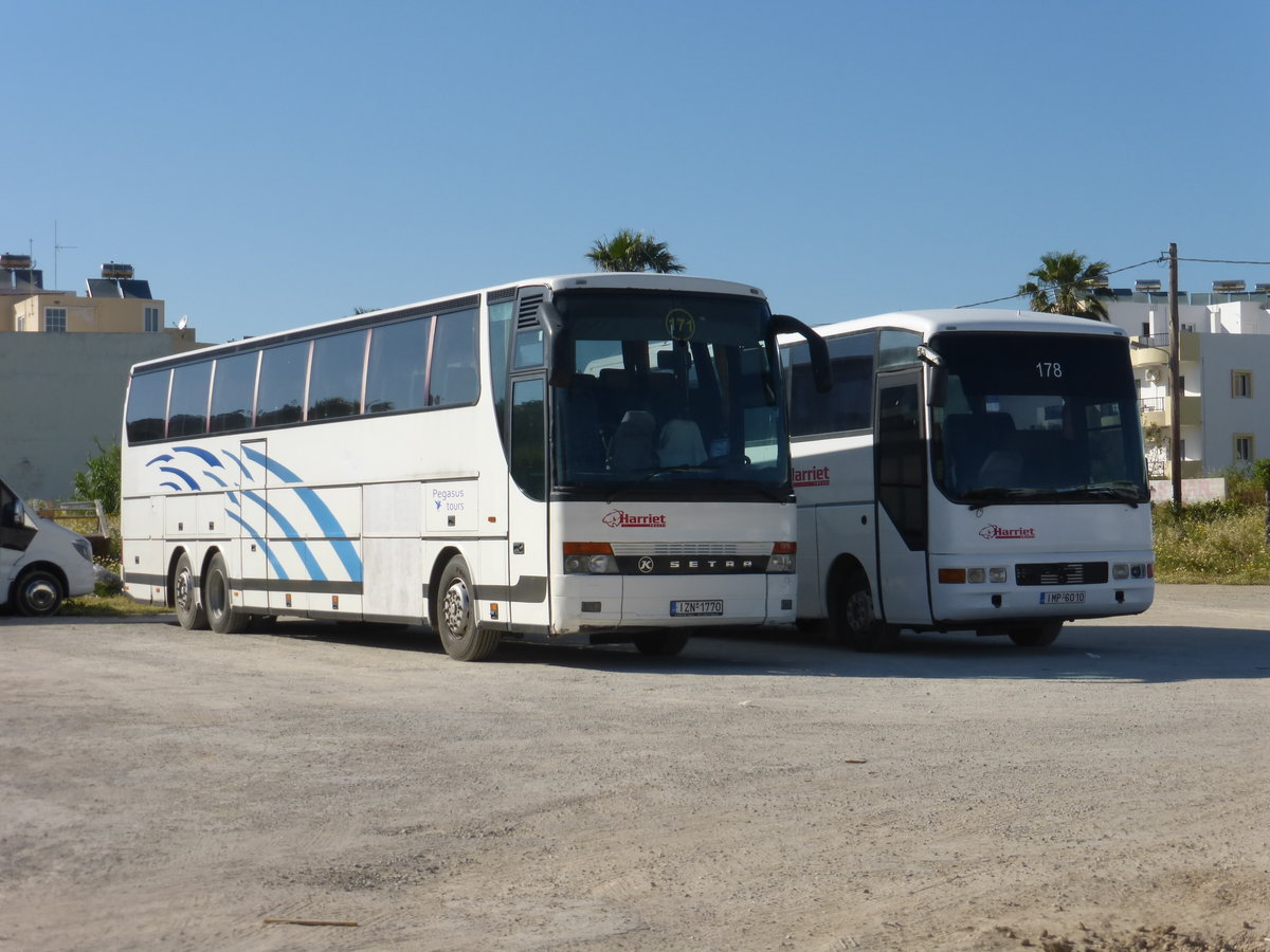 03.05.19,Setra in Kardamena auf Kos/Greece.
