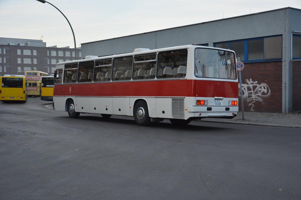 Bus 250 Hamburg