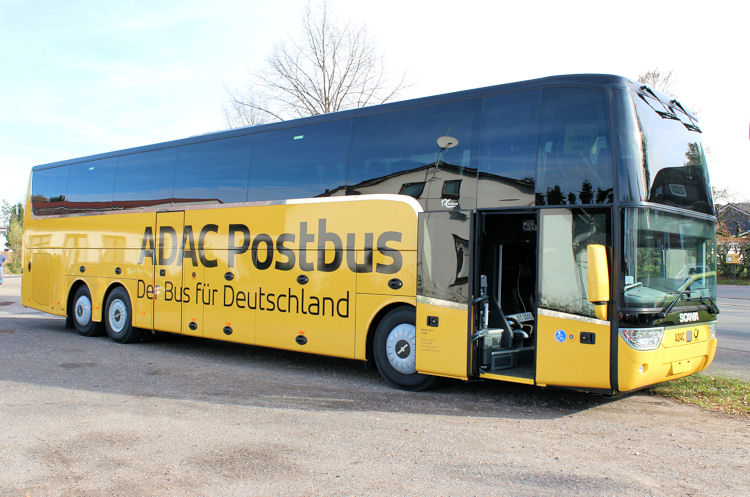 adac postbus am bei den tostedter unternehmen becker tours www becker. Black Bedroom Furniture Sets. Home Design Ideas
