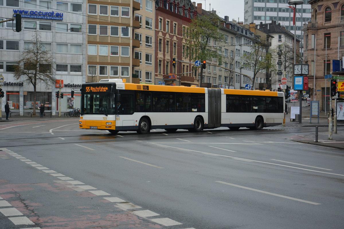 Linie 55 Mainz